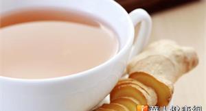 夏天防感冒妙招 喝蜂蜜薑母茶