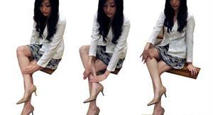 消水腫享瘦 女中醫美腿3部曲