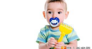 嬰兒抗敏奇招 爸媽先吸一口奶嘴