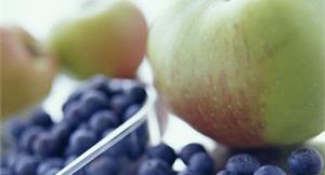 吃新鮮葡萄藍莓 能降低糖尿病風險