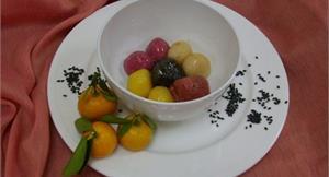五色好湯圓 豆腐蔬果入料健康加分