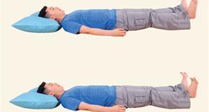 腰腿疼痛?睡前2動作開骨盤去痠痛