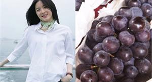 李英愛吃葡萄減重 花青素促代謝