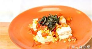 保養攝護腺!番茄鮭魚豆腐好食物