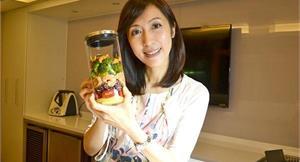 玻璃罐沙拉最IN!幫青少年補體力