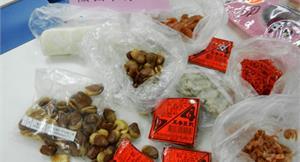 年節食品抽查 堅果不合格率達2成