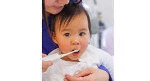 照顧寶貝牙齒!嬰兒餵完奶也要清潔口腔