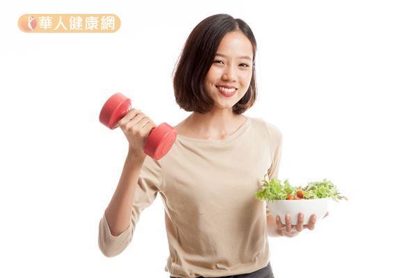 想要瘦身,建議還是在均衡飲食的前提之下適度控制熱量,並搭配規律運動與良好生活習慣,對健康較有保障。