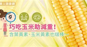 巧吃玉米助減重!含葉黃素、玉米黃素也啵棒〜