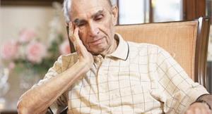銀髮族腦神經病變 易引發憂鬱症自殺