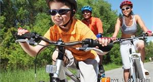 日頭赤炎炎騎單車 避免長汗斑黴菌