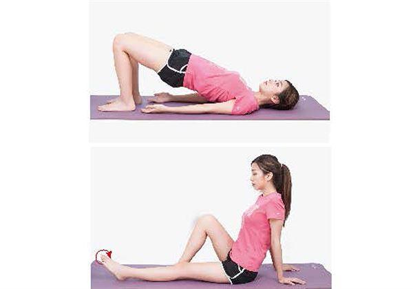 想要腿部線條更完美,不妨可於平時多做這2運動,就是很好的自我保養、鍛鍊方式。(圖片/出色文化提供)