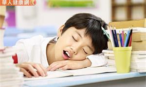 別輕忽孩子打呼!身體長期慢性發炎問題多