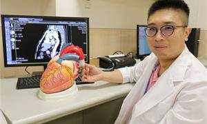 喉嚨沙啞,竟是胸主動脈瘤剝離惹禍!支架置放術成功解危