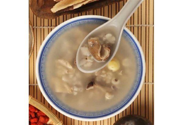 夏季排濕湯品四神湯。(圖片提供/臺灣商務印書館)
