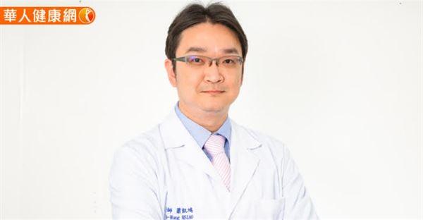 彰化基督教醫院過敏免疫風濕科主任蕭凱鴻醫師。