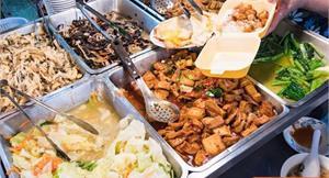 【國健署-我的餐盤】外食這樣吃也能很均衡─自助餐篇