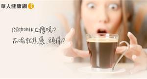 你有咖啡上癮嗎?不喝就焦慮、頭痛?中醫師解方助緩解、幫你改善全身疲勞
