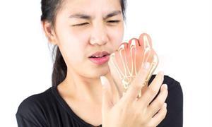 類風濕性關節炎會讓全身器官「害了了」 早期病徵須注意!