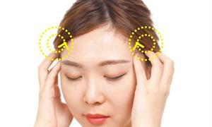 按對穴位能幫你瘦?5招指壓按摩促代謝,改善腦內循環、調整自律神經