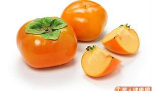 一口氣吃4顆,胃裡長「石頭」?原來「柿」你惹的禍!