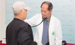 6旬翁急性肺水腫,2次插管急救 心臟瓣膜手術再造「心人生」