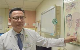 甲狀腺腫瘤侵犯氣管,呼吸急促暈倒…