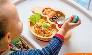 打造健康腸道,從均衡飲食開始!醫師教你這樣做,幼兒銜接成人食物不擔心