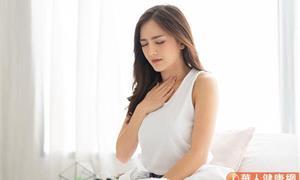 胸口灼熱、喉嚨卡卡,胃食道逆流惹禍?6生活飲食技巧避免反覆發作