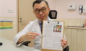 切除顱顏皮膚癌術後免植皮 人工真皮重建「修修臉」獲刊登國際期刊