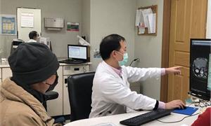8旬翁肝臟竟藏12公分大腫瘤!手術切除後恢復良好