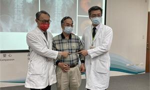 輸尿管嚴重狹窄恐腎衰竭!達文西口腔黏膜輸尿管重建手術,出血少、恢復快