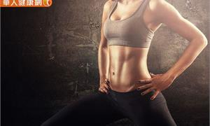 在家肚子肥肉越來越多?網紅「周六野」示範5分鐘瘦腰運動,1個月練出馬甲線