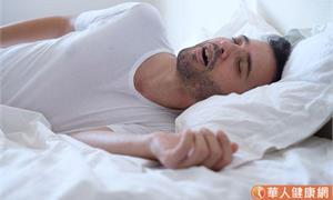 鼻塞不能呼吸,嘴巴也能代勞?當心口腔變小,害打呼、睡眠呼吸中止症