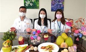 中秋節「柚」到了,含維生素C抗自由基!營養師:自製3道柚子料理,健康無負擔