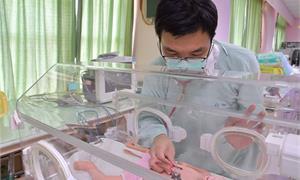 小心!新生兒也會隱形缺氧!脈衝式血氧機及早揪出心臟疾病