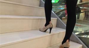OL好穿高跟鞋 醫:宜適度舒緩足壓